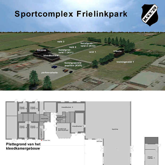 Accomodatie Frielinkpark